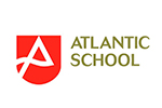 logo colegio Atlantic school