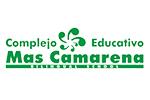 logo colegio Mas Camarena