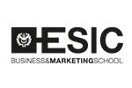 logo ESIC centro negocios