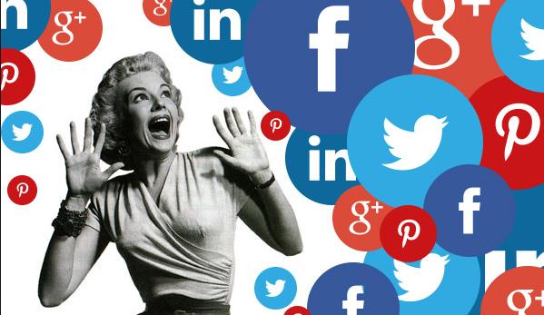 redes sociales en colegios